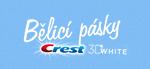 Bělicí pásky Crest