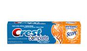 Zubn� pasta Complete Citrus Splash
