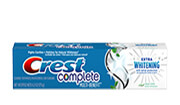 Zubn� pasta Complete Extra Whitening