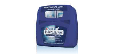 Crest Whitestrips Pro Effects