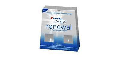 Crest Whitestrips Renewal