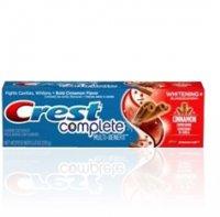 Zubní pasta Crest Complete Cinnamon