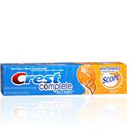Zubní pasta Crest Complete Citrus Splash