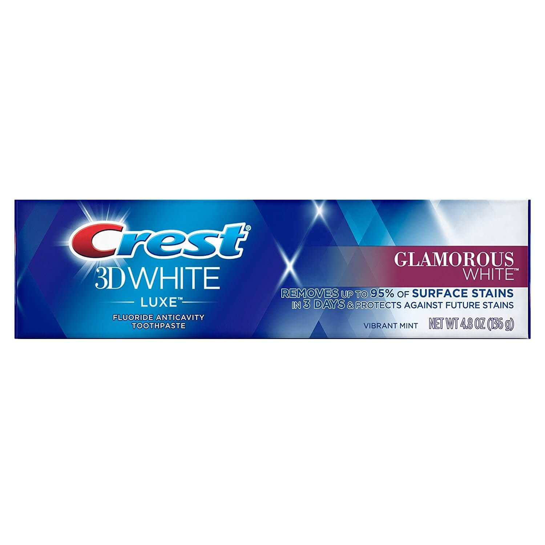 Zubní pasta Crest Glamorous White