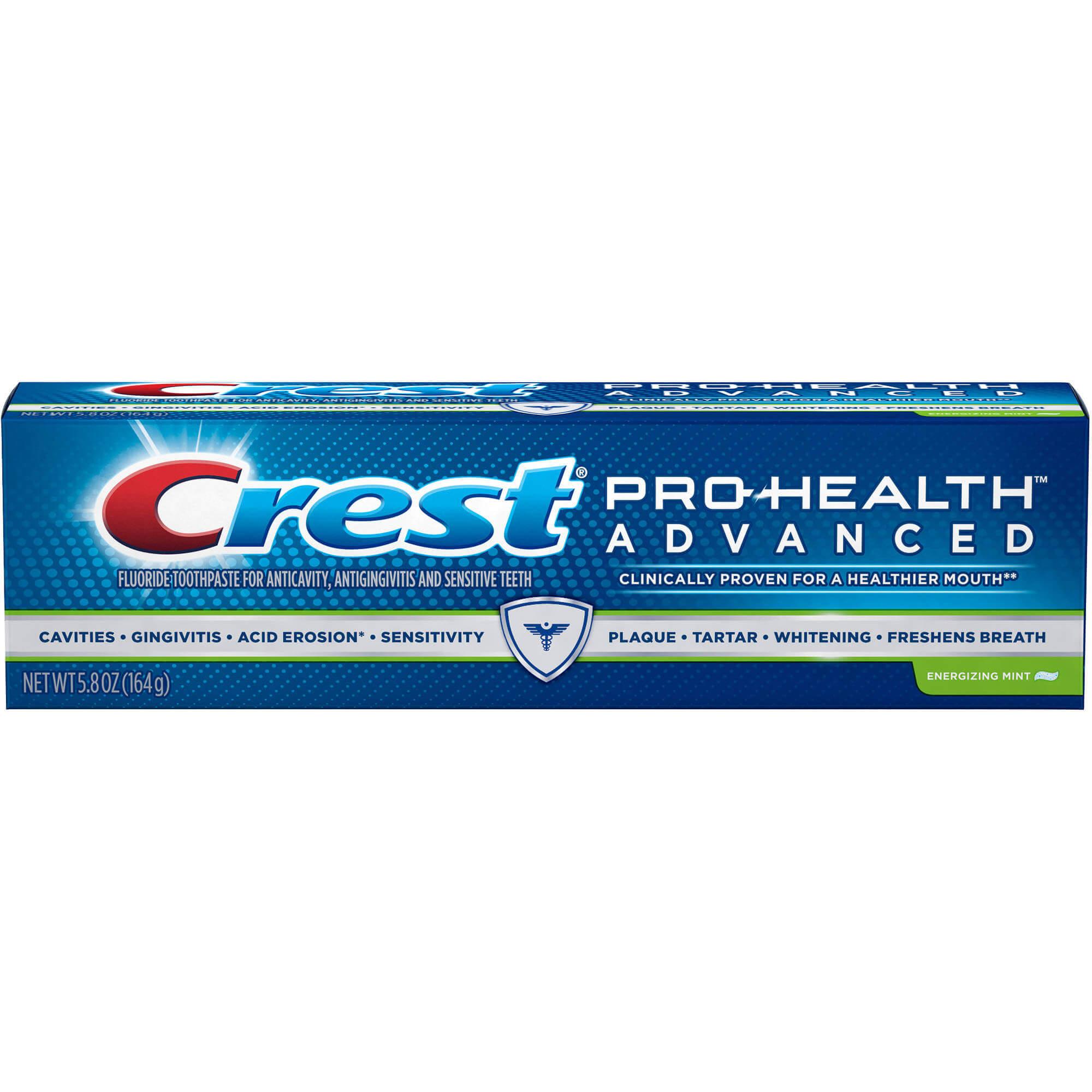 Zubní pasta Crest Pro-Health Advanced